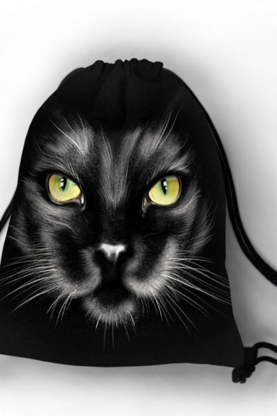 "Látkový vak ""BERTONI"" mačka"