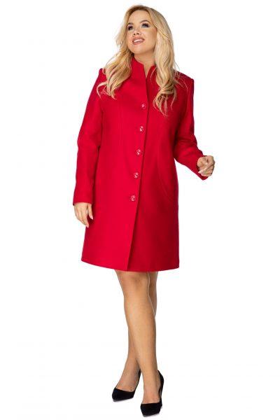 Dámsky jednoradový kabát