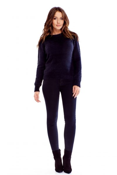 Dámsky vlnený sveter