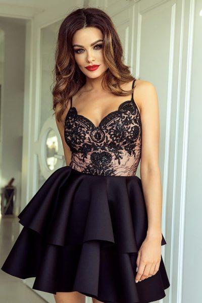 Elegantné šaty LEILA