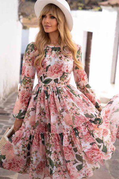 Dámske šaty GABRIELA