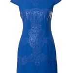 Krátke mini šaty N02