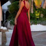 Dlhé spoločenské šaty Salma