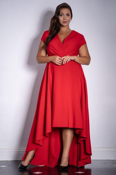 Asymetrické šaty Selena