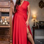 Dlhé šaty Afrodita