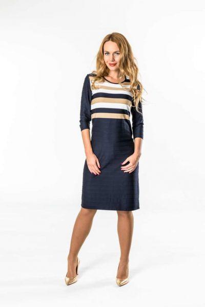Dámske elastické šaty