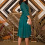 Midi šaty Kayla