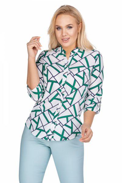 Vzorovaná košeľa