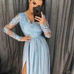 Spoločenské šaty Luna
