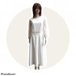 Elegantné spoločenské šaty MIDI