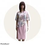 Elegantné spoločenské šaty s krajkou
