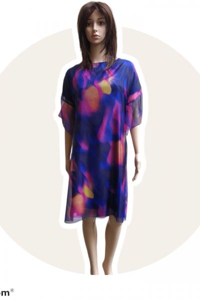 Voľné spoločenské šaty ROXANA