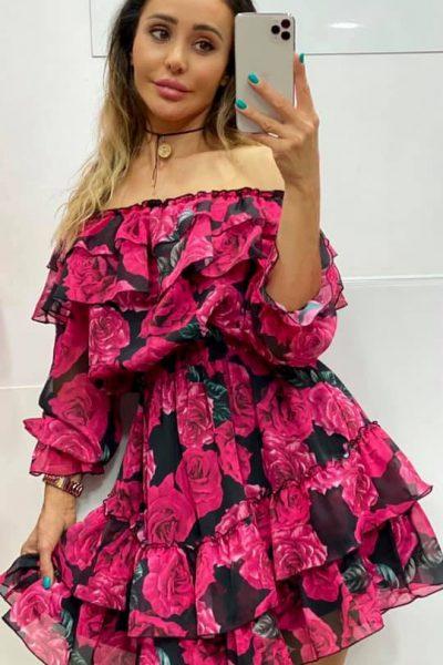 Spoločenské šaty Vanessa